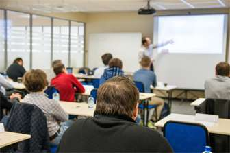 Nature Coast Real Estate Institute Classroom